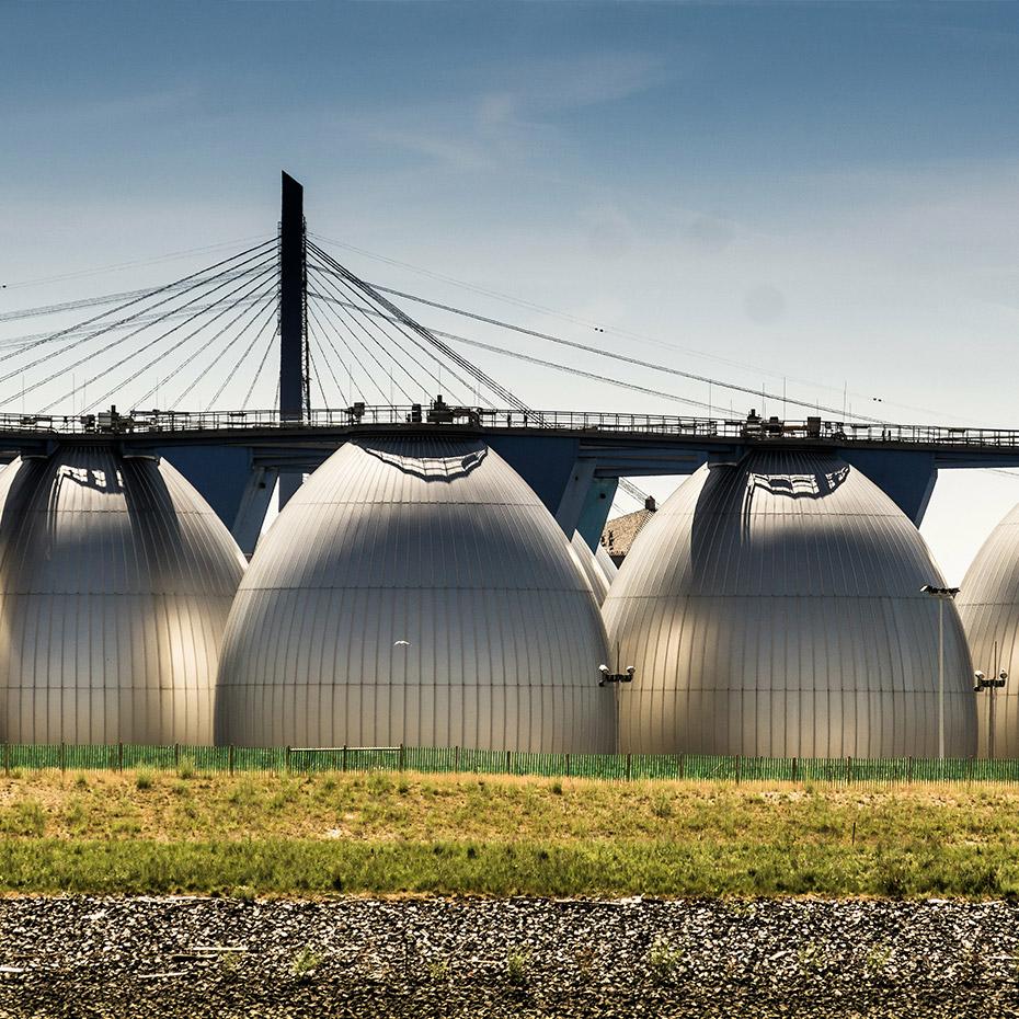 Biomethane service