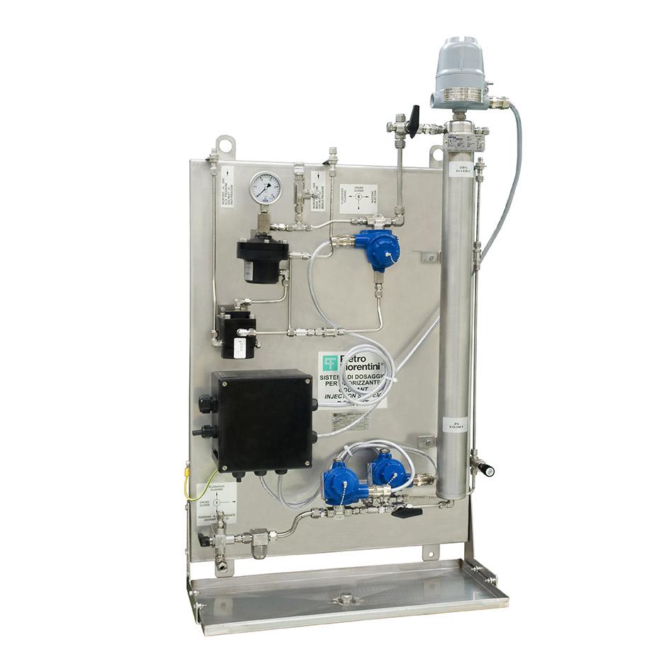 Dosafit - Sistema di odorizzazione elettronico