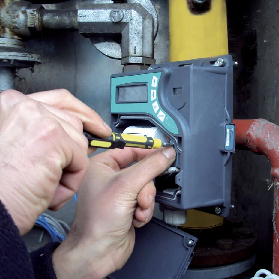 Manutenzione elettronica e misura
