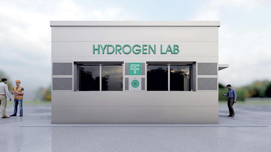 Pietro Fiorentini Hyrogen Lab