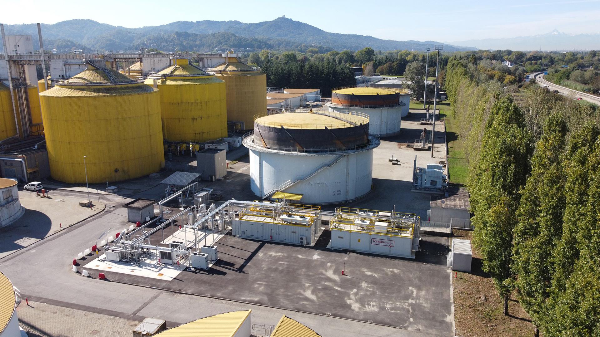 I successi di Pietro Fiorentini nella produzione di biometano